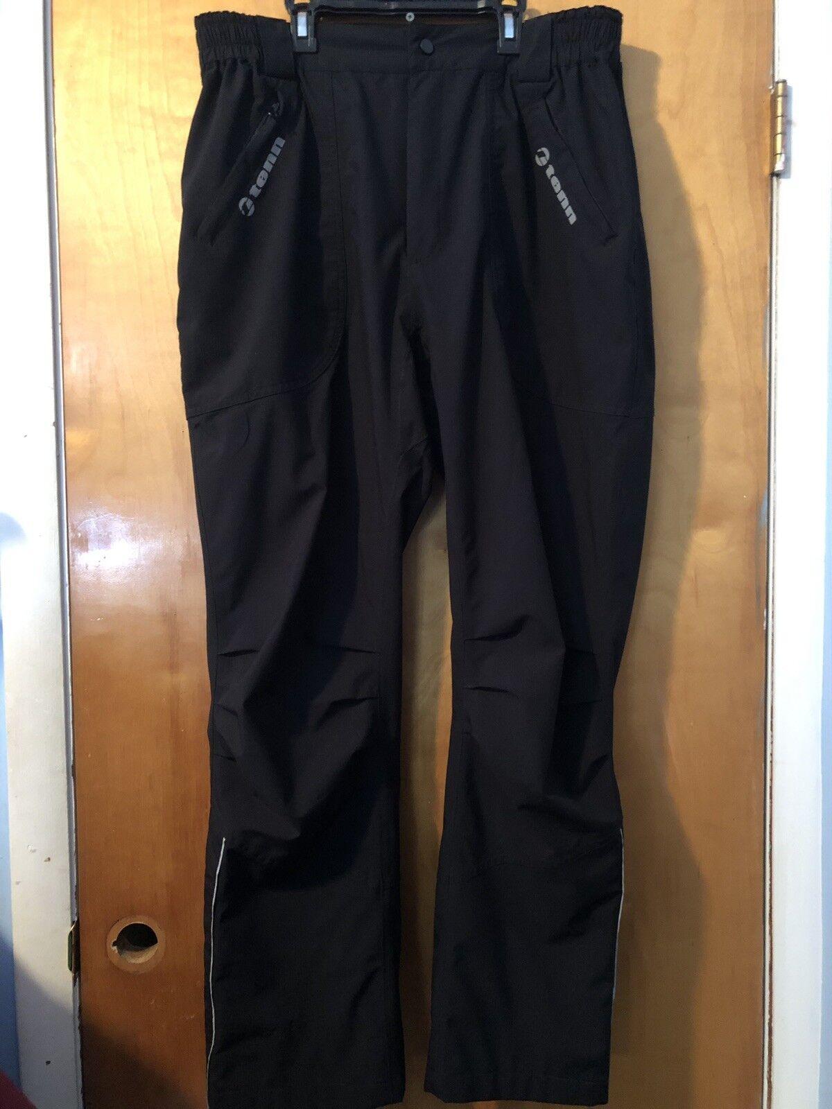 Tenn Outdoors Waterproof Pants Mens XXL 38-40 Road Trail Bike Cycling