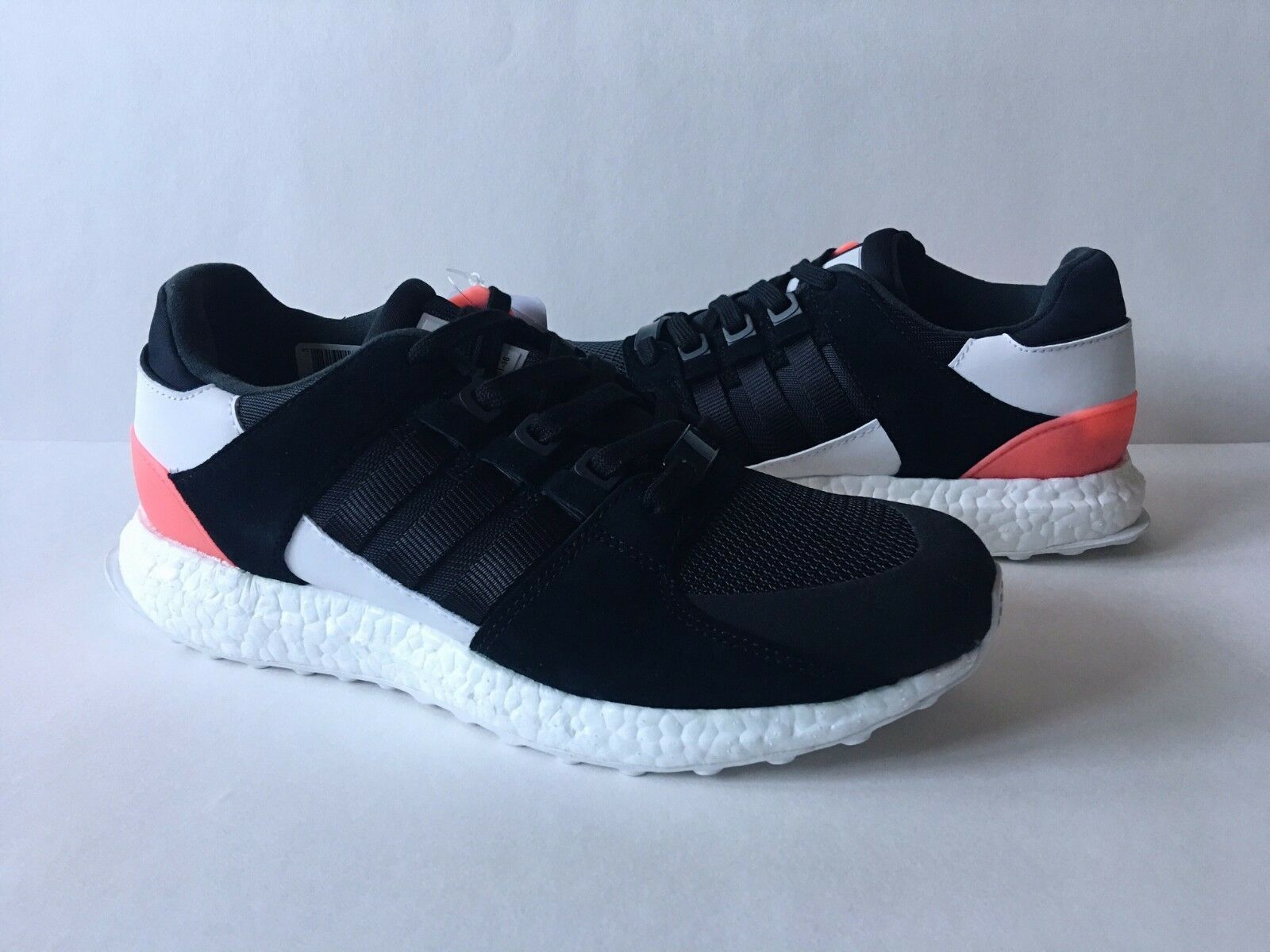 ADIDAS EQT SUPPORT ULTRA Price reduction BOOST TURBO RED CORE BLACK 1.0 2.0 BB1237