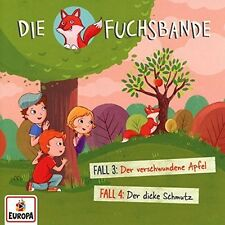 Die Fuchsbande - 002/Fall 3: Der Verschwundene Apfel / Fa [New CD] Germany - Imp
