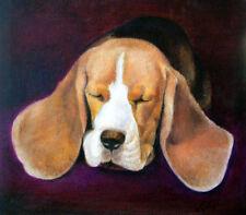 Photograpy PORTRAIT SERVICE Oil Painting 1 Pet 8x10 Commission Art Dog Cat