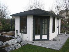 5 Eck Gartenhaus Blockhaus 5 eckige gartenhäuser Holz 450x300,28mm283936