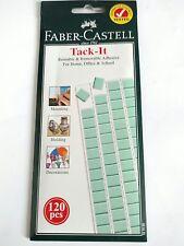 FABER-CASTELL Tack-IT riutilizzabile e rimovibile Adesivo 120pcs