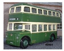 Corgi OOC 40901 Leyland PD2 MCW ORION (BMMO) Bus CHESTERFIELD TRANSPORT