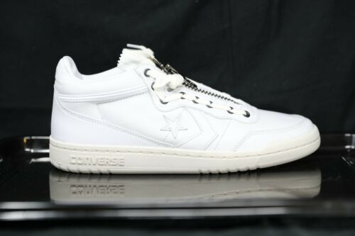 Converse Eur Uk High 46 Zip 11 5 Fastbreak Thinsulate Tops bianca Mid 1pgrxw1q