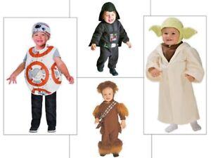 872fa56594d11 NWT New TODDLER Star Wars BB-8 Chewbacca Yoda Darth Vader Costume ...