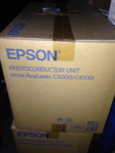 Epson C13S051093 Photoconductor Unit for AcuLaser C3000 & C4100 Original
