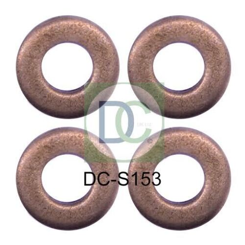 Pk 4 Common Rail Diesel Injector Washers Seals for Renault Master 2.2 DCI 90