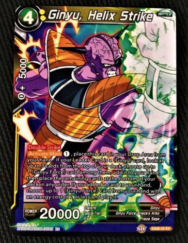 Helix Strike EX06-25 EX Dragon Ball Super TCG NEAR MINT Ginyu