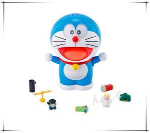 NEW-Chogokin-GURU-GURU-DORAEMON-Variety-PVC-Figure-Collection-Toy