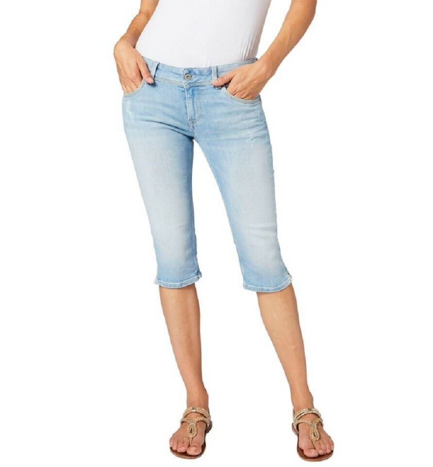 Pepe Jeans Jeans Jeans Saturn crop light used 26de2a