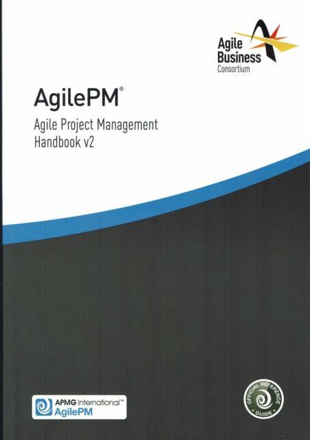 AgilePM® Project Management Handbook v2 - ISBN 9780992872724