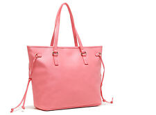 Mary Kay Large Pink Shoulder Shopping Bag Tote Handbag Purse  Women Bags