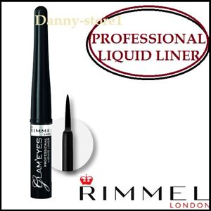 f73cbc4090b Image is loading RIMMEL-GLAM-039-EYES-PROFESSIONAL-LIQUID-EYELINER-001-