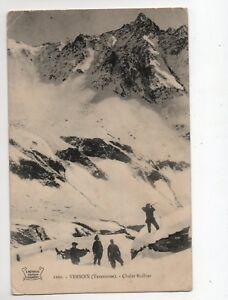 Switzerland - Versoix (Tarentaise) - Chalet Rulbier (J1891)