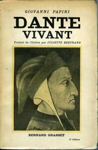 Dante-vivant-par-Giovanni-Papini-Grasset
