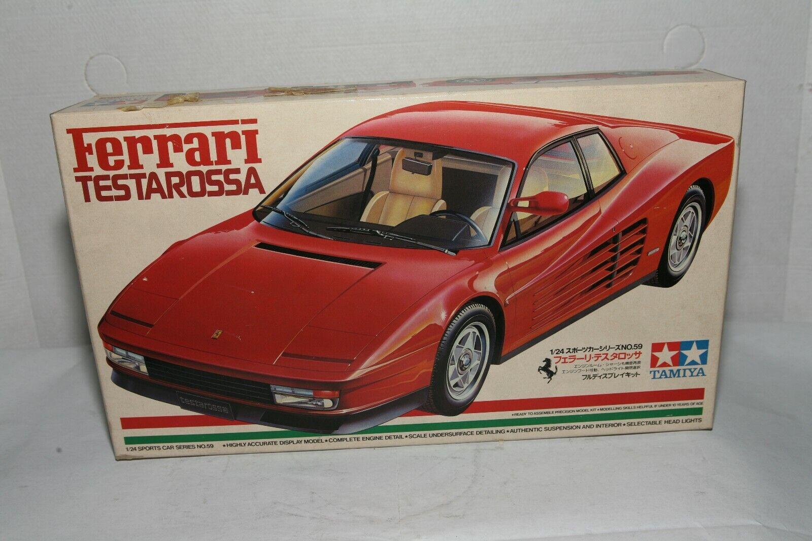 1984 Ferrari  1 1 1 24  genuina alta calidad