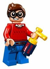 Lego The Batman Movie Series Dick Grayson Robin MINIFIGURES 71017 FACTORY SEALED