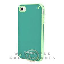 Apple iPhone 4/i4S PureGear Slim Shell Case Pistachio Mint Case Cover Shield
