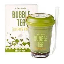 [Ship by USPS] ETUDE HOUSE Bubble Tea Sleeping Pack 100g - Green Tea