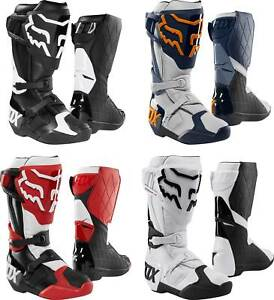 61b5123af5c Details about Fox Racing Comp R Boots 2019 - MX Motocross Dirt Bike  Off-Road ATV Mens Gear