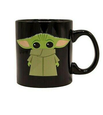 Jumbo 20oz Star Wars Baby Yoda The Child Coffee Mug Cup Officially Licensed Ebay