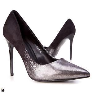Caricamento dell immagine in corso scarpe-donna-DECOLTe-decollete -punta-tacco-alto-spillo- c41e963597c