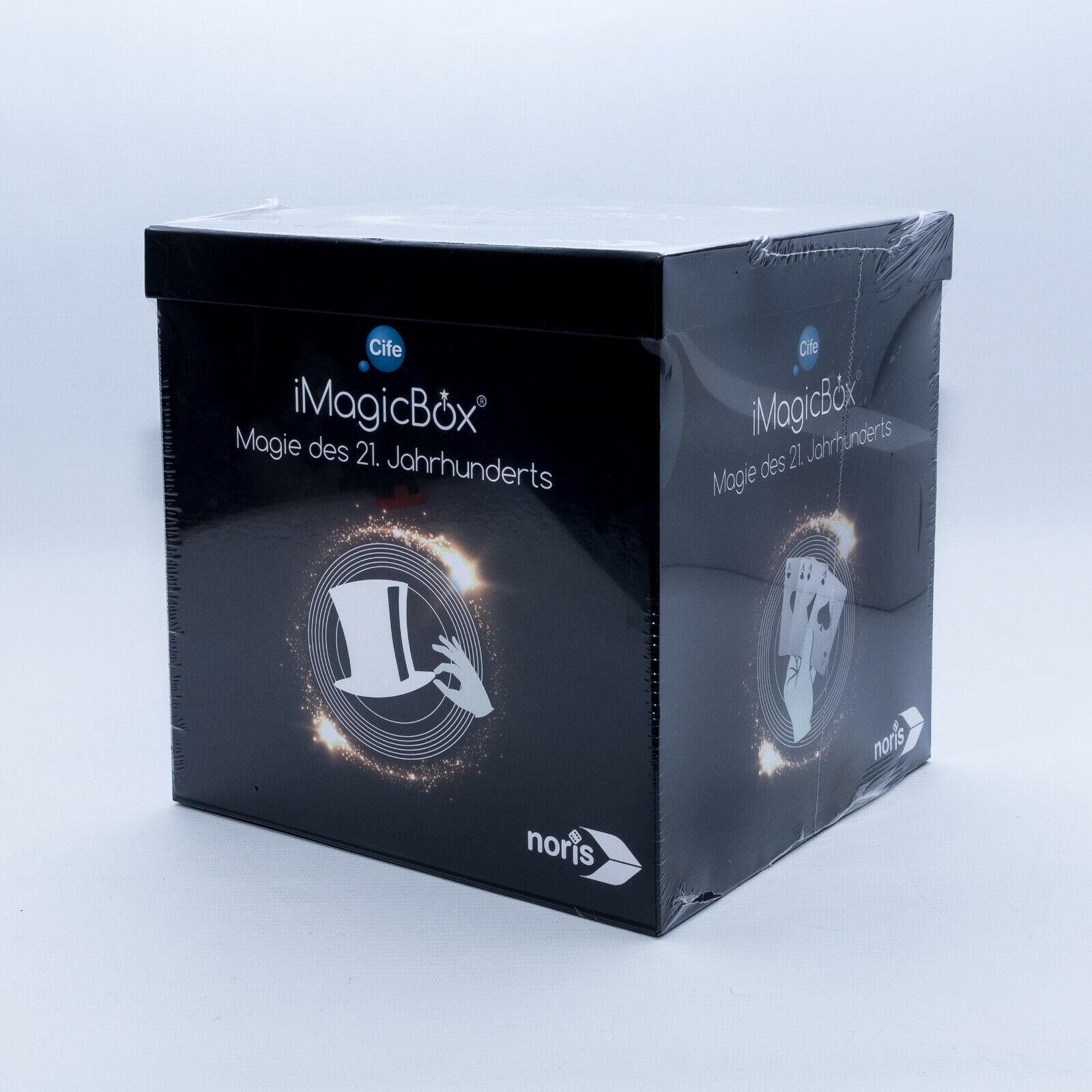 Noris Zauberkasten 6063217589 - iMagicBox - Magie des 21. Jahrhunderts NEU   OVP