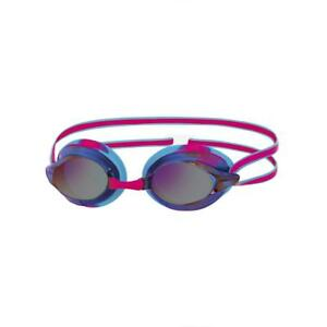 Zoggs-Adult-Racespex-Mirror-Goggles-in-Pink-Blue-with-Mirror-Tinted-Lenses