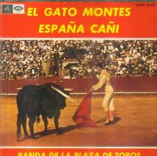 "7"" Banda De La Plaza De Toros/El Gato Montes (Spain)"