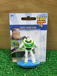 "Disney Toy Story 4 Buzz Lightyear 2/"" Mini Figure Figurine Mattel"