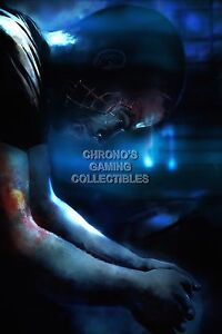 MAS041 RGC Huge Poster Mass Effect Miranda 1 2 3 Trilogy PS3 XBOX 360