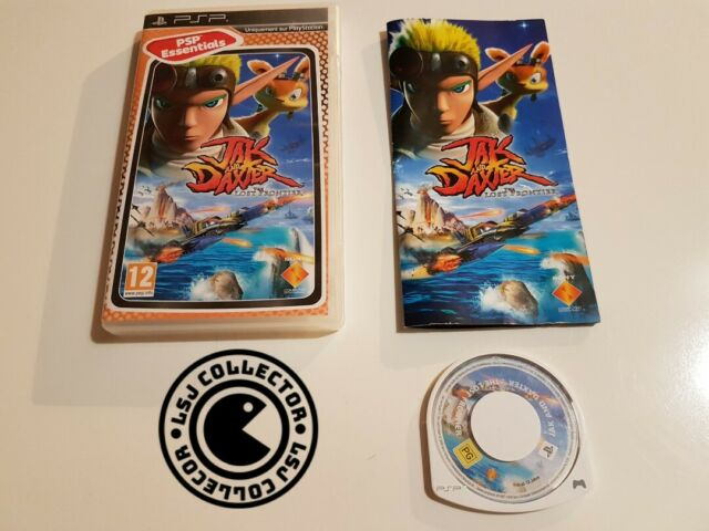 PSP - Jak and Daxter the lost frontier - Complet - PSP essentials