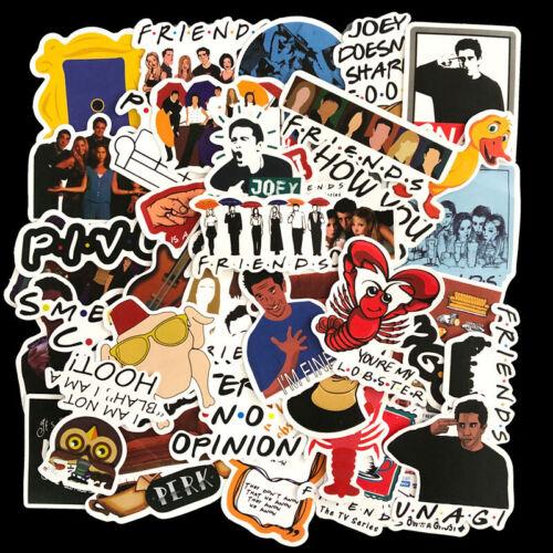 Drama Cartoon Marvel Hero Graffiti Stickers Skateboard Luggage Car Decal U.S
