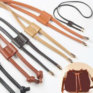 Women-PU-Leather-Bag-Strap-Backpack-Drawstring-Strap-Replacement-DIY-Accessories