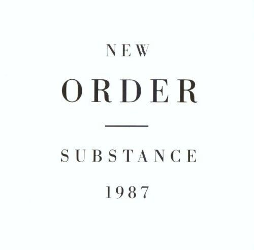 1 of 1 - New Order - Substance - New Order CD 4HVG The Cheap Fast Free Post
