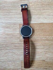 Motorola-Moto-360-2nd-Gen-42mm-Stainless-Steel-Case-Brown-Leather-Strap