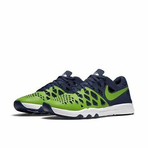 Men 9 823229333458 Seahawks Amp Nike Shoes 307 Sz 848587 ​​4 Seattle Speed Train 0naTz7a