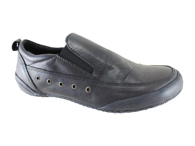 Nuevas Tenis comodidad la caratea caratea caratea Kart De Cuero Negro Slip Ons  edición limitada en caliente