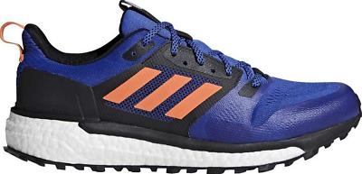 Athletic Shoes Supply New Adidas Supernova Trail Men's Boost Blue/orange/black Bb6622 Hiking
