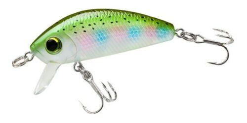 """Natural Rainbow Trout New F1167-NRT Yo-Zuri L-Minnow Sinking 1 3//4/"""""""