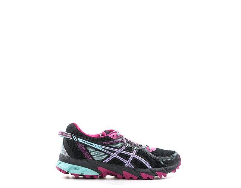 Schuhe ASICS Frau schwarz schwarz schwarz Rosa  T684N-9078S 63091b