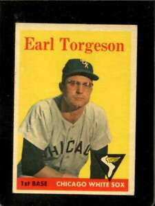 1958-TOPPS-138-EARL-TORGESON-EX-WHITE-SOX-SBA1093