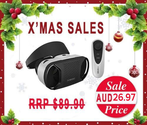 Baofeng Mojing IV Virtual Reality 3D Glasses Suit For 4.7-6.0 inches Smartphone