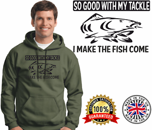 Carp Fishing Hoodie Carping Hoody Quality Brands Good With My Tackle