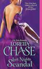 Last Night's Scandal by Loretta Chase (Paperback / softback)