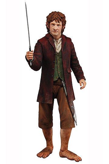 Figurine 1 4 Bilbon Sacquet - Le Hobbit - 30 cm - Neca