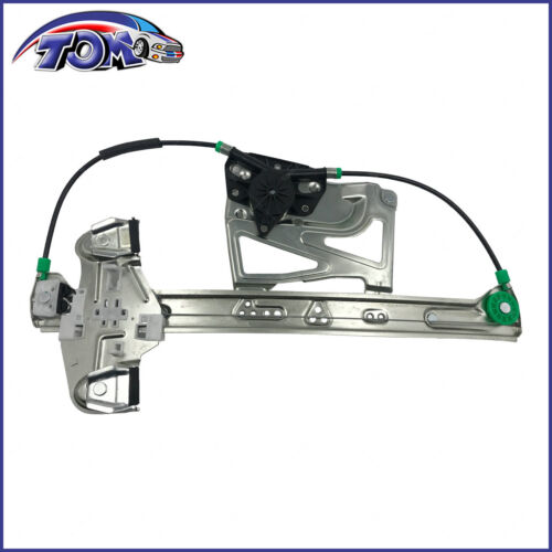 Power Window Regulator Only Front Left  Fits 00-05 Cadillac DeVille 740-520
