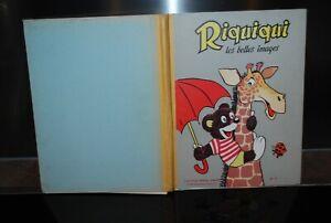Ensoleillé Bd Riquiqui Relie N°37/38/39/40/41/42/43 Avril1955