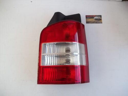 REAR LIGHT CLUSTER TAILGATE 1 Volkswagen Transporter T5 2003-present LENS