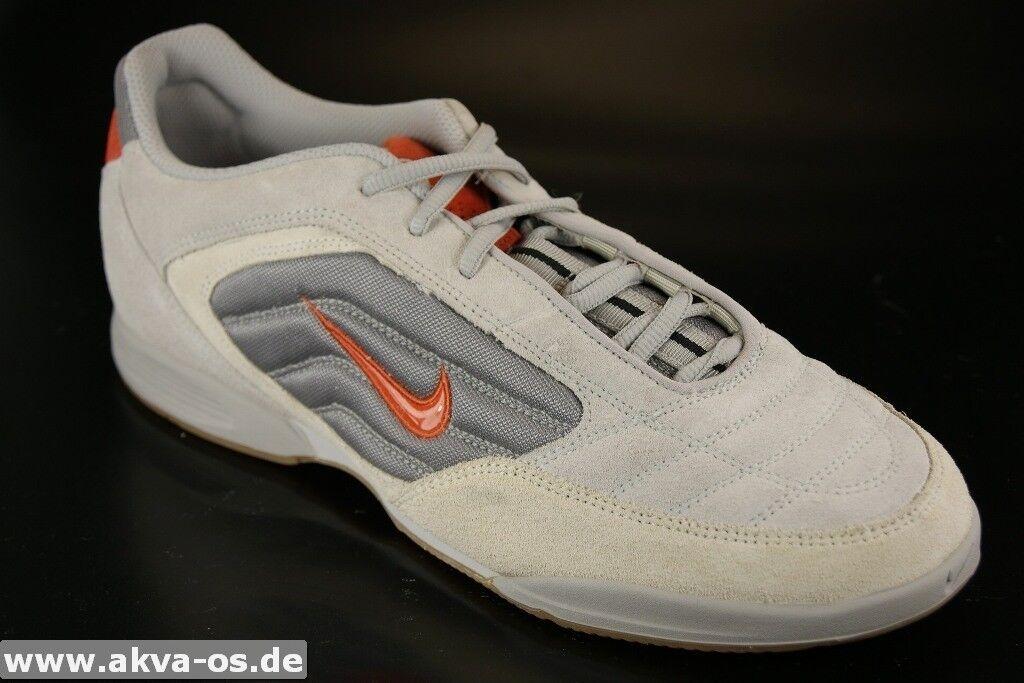 Nike ataque scamosciato retrò scarpe 42 noi 8,5 scarpe da uomo formatori 306201-0